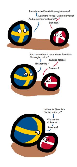 Illustration for article titled For Sweden?