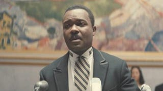 David Oyelowo as Martin Luther King Jr. in SelmaYouTube screenshot