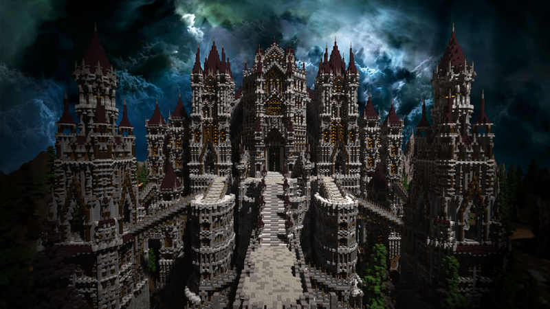 Dark Souls Anor Londo Is Known For Its Terrific Atmosphere And Infuriating Archers This Minecraft Build Has One Of Those Things Well Two If You