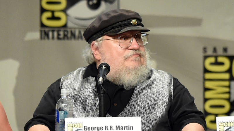 Illustration for article titled George R.R. Martin Is Ready to Kill Your Favorite GoT Character