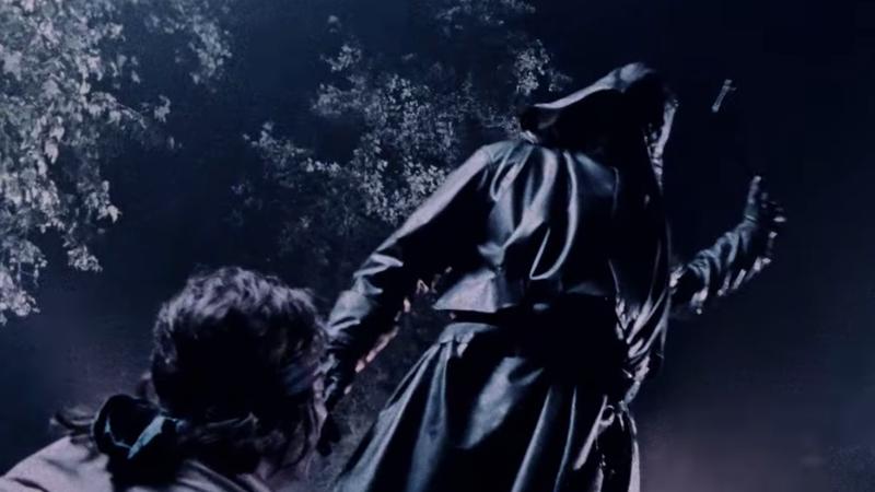 Illustration for article titled Meet Mr. Jingles, American Horror Story: 1984's masked slasher, in the season's first full trailer