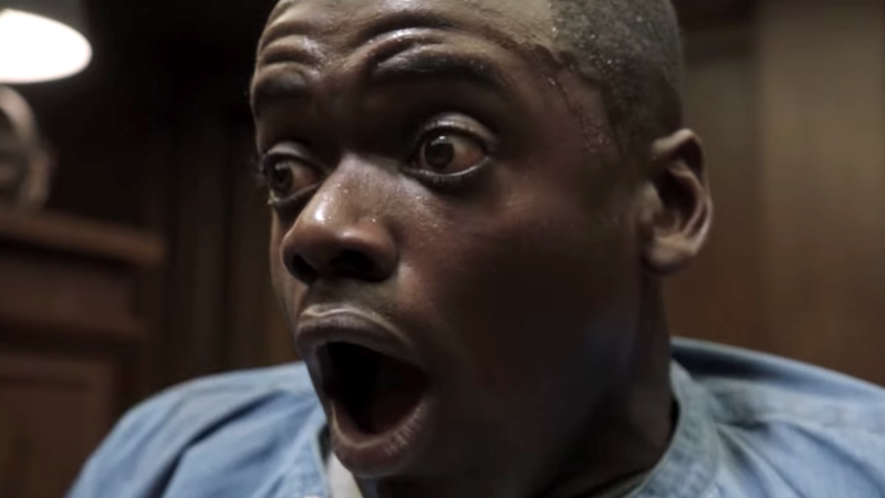 Get out is a refreshing creepy stress filled thriller unafraid get out screenshot via universal studios sciox Choice Image