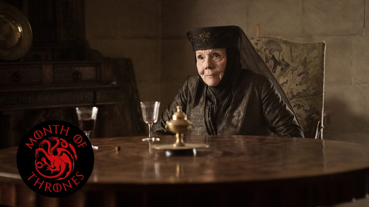 Tell Cersei: Olenna Tyrell is one badass bitch