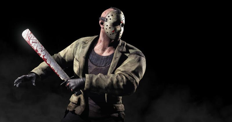 Illustration for article titled Not Even Mortal Kombat Can Kill Jason Voorhees