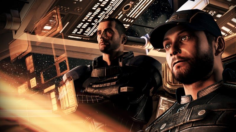 Illustration for article titled Fewer People Finished Mass Effect 3 Than Mass Effect 2