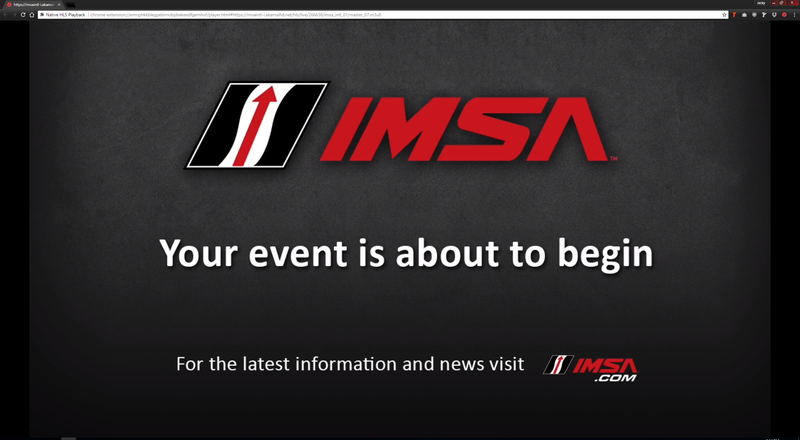 Illustration for article titled Daytona 24 Streaming Info