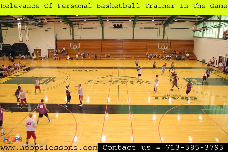 Illustration for article titled Relevance Of Personal Basketball Trainer In The Game