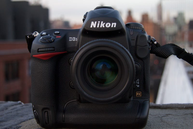 Illustration for article titled Nikon D3s Review: A Light Stalker