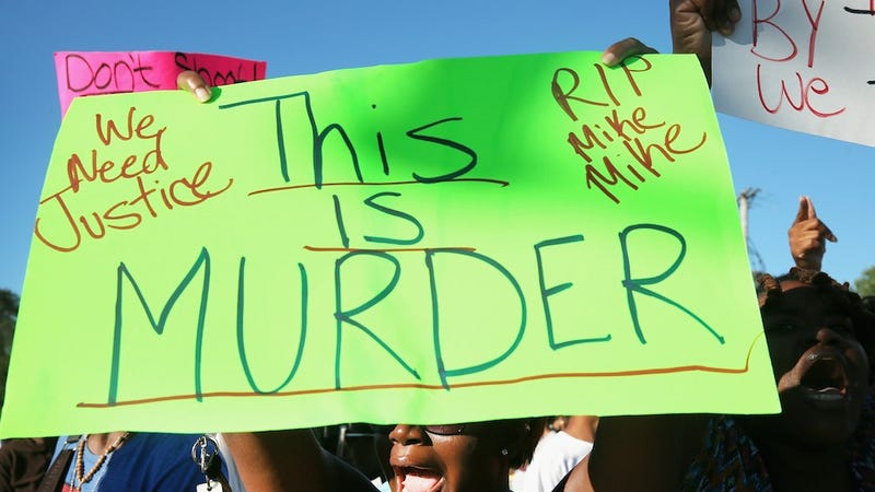 Illustration for article titled Ferguson Police: Officer Darren Wilson is Michael Brown's Shooter