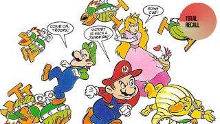 Illustration for article titled The Horror of Nintendo's White Knuckle Scorin