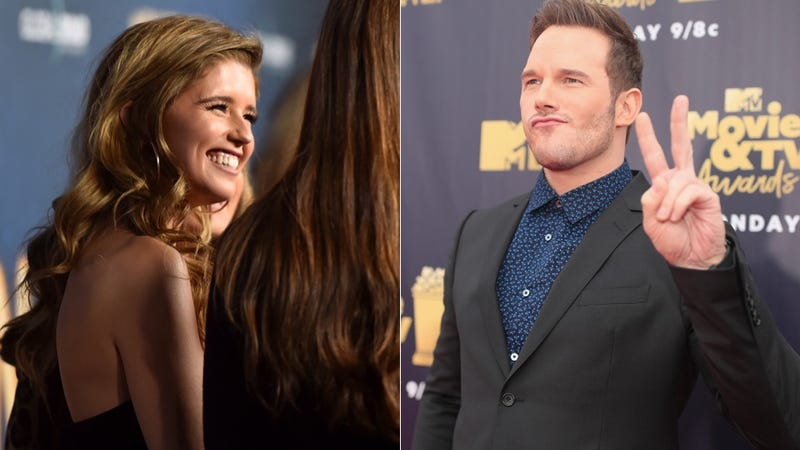 Illustration for article titled Hold On to Your Breakfast, Chris Pratt and Katherine Schwarzenegger Are Getting Hitched
