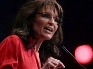 Sarah Palin (Mark Wilson/Getty Images)