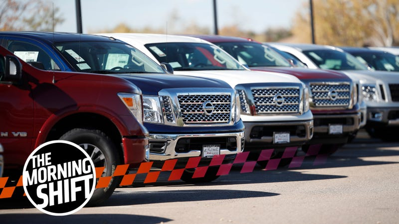 Illustration for article titled Strong U.S. New Vehicle Sales Are Ending Soon but Trucks Still Make All the Money