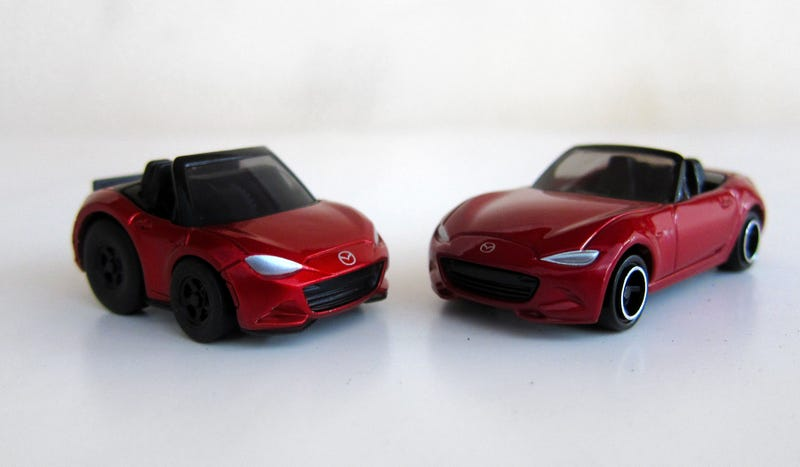 Illustration for article titled [Midweek Miata] Double Trouble.