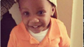 Aiden McClendon, 22 months old, was killed Jan. 29 in a drive-by shooting while sittingin a parked car in Jacksonville, Fla.@STEVENDIALTV/Twitter