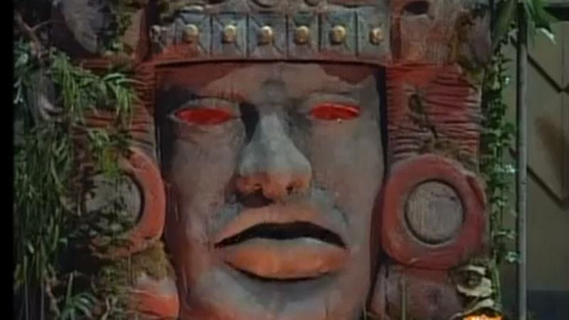 Illustration for article titled Cold, hard statistics reveal the best team on Legends Of The Hidden Temple