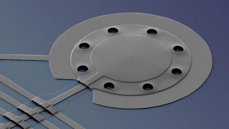 Illustration for article titled Consiguen enfriar un objeto por debajo del límite cuántico, rozando el cero absoluto