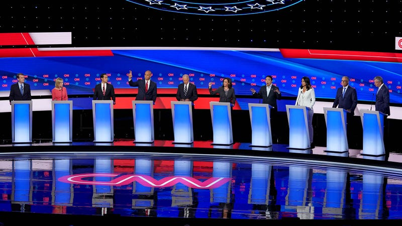 Highlights Of The Second Democratic Debates