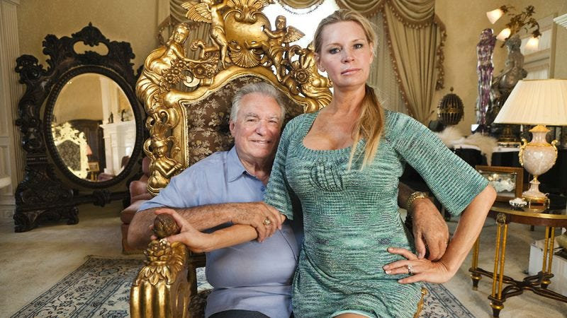 Illustration for article titled The Queen Of Versailles
