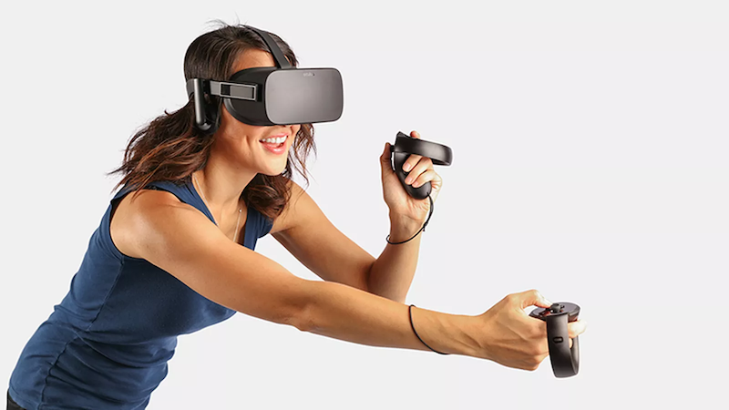 Pack Oculus Rift + Oculus Touch, $399