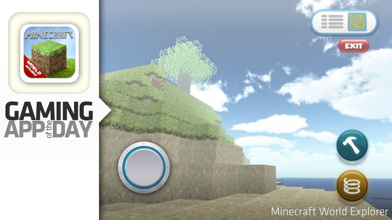 Illustration for article titled MineCraft Comes to the iPhone With a Hate-Mail Inciting Twist