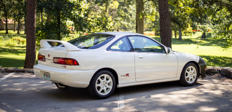 This 1997 Acura Integra Type R Just Sold For A Whopping 82 000