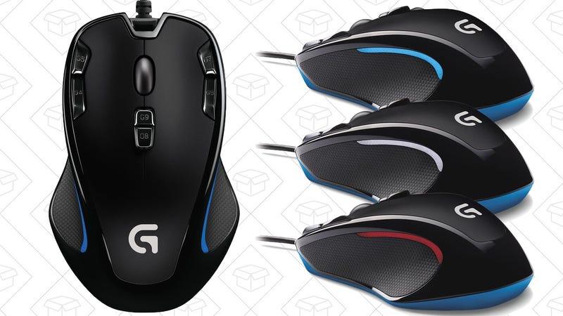 Logitech G300 | $20 | Amazon