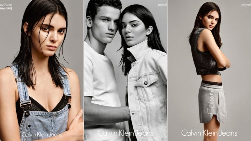 Illustration for article titled Nobody Comes Between Kendall Jenner and Her Calvins