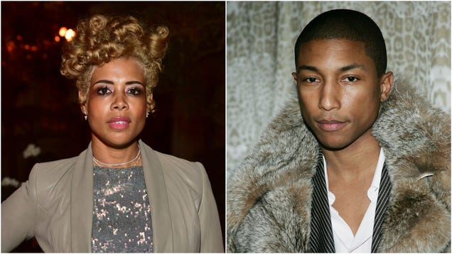 "Kelis says Pharrell Williams and Chad Hugo ""stole"" the profits from her first albums"