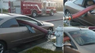 Illustration for article titled Why You Shouldn't Park Your Car in Front of a Fire Hydrant
