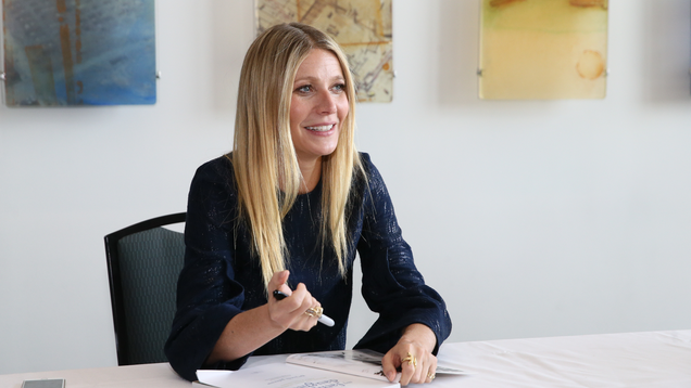 Gwyneth Paltrow Wants You to Buy a $90 Cure For a Disease You Don't Have