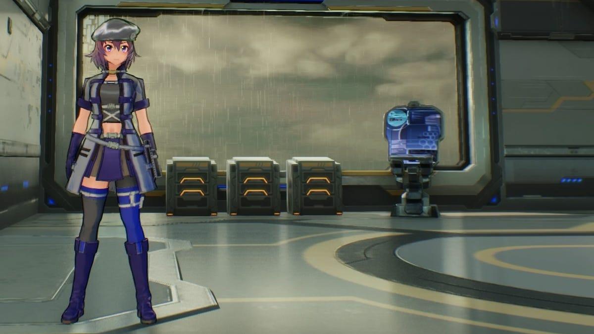 Playing Dress-Up in Sword Art Online: Fatal Bullet