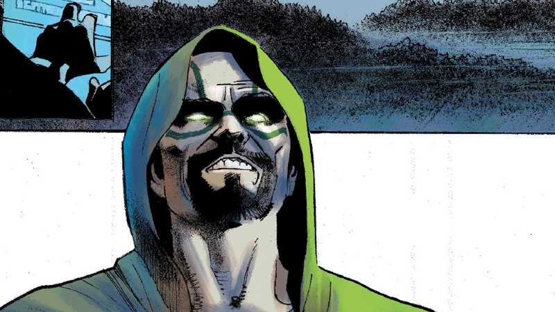 Illustration for article titled Here Is the Most Ridiculously Badass Moment in Comics This Week, Courtesy of Karnak