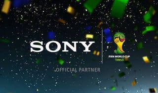 Illustration for article titled Sony Drops FIFA Sponsorship