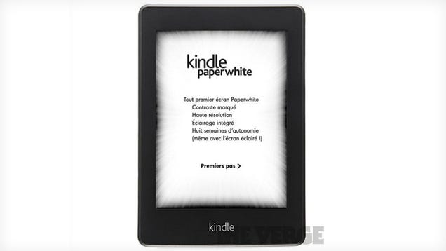 is this what the next amazon kindle looks like