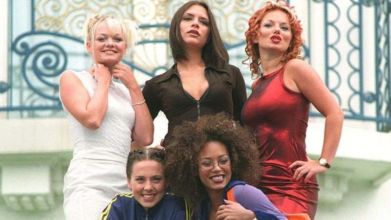 Illustration for article titled Urgent Question: Which Spice Girl Are You?