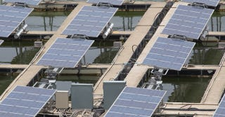 Illustration for article titled Japón construirá la planta solar flotante más grande del mundo