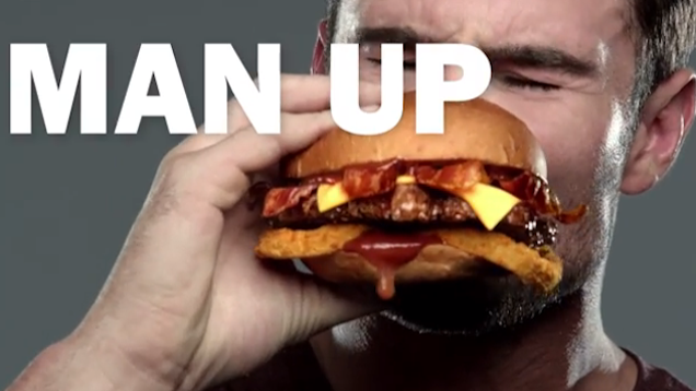 New Ads Stress That Thick, Juicy Burgers Are Definitely ...
