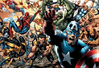 Illustration for article titled A Brief History of Ultimate Marvel