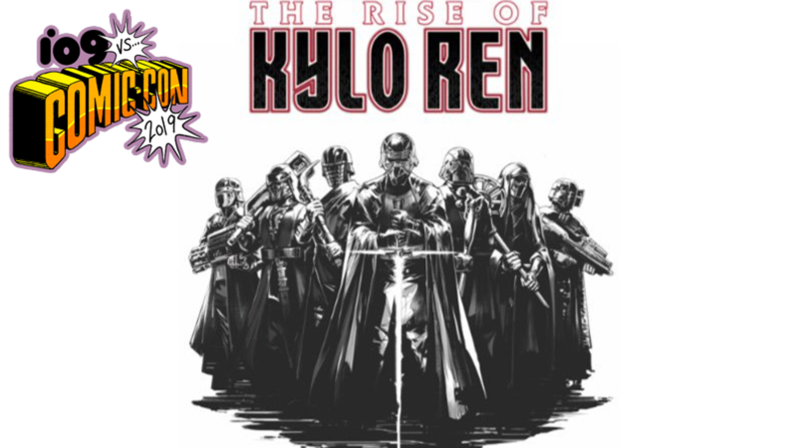 Charles Soule's Next Star Wars Comic Will Tell Us the Story Behind the Knights of Ren