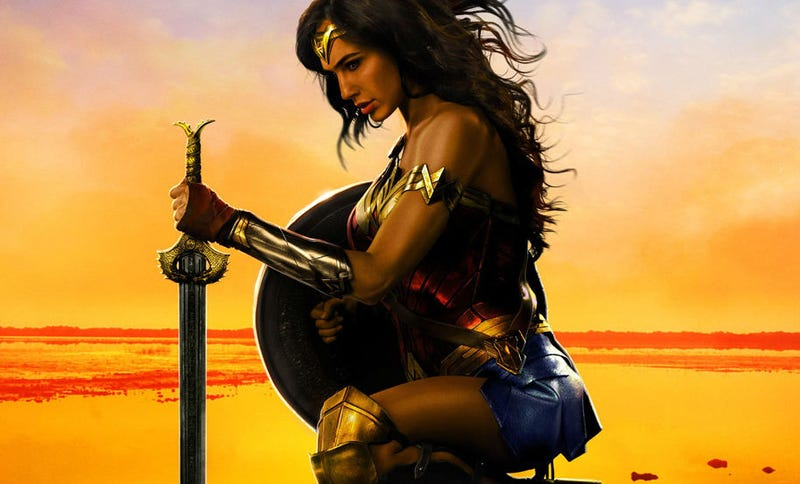 Wonder Woman is one of the movies we are most excited for this summer. Image: Warner Bros.