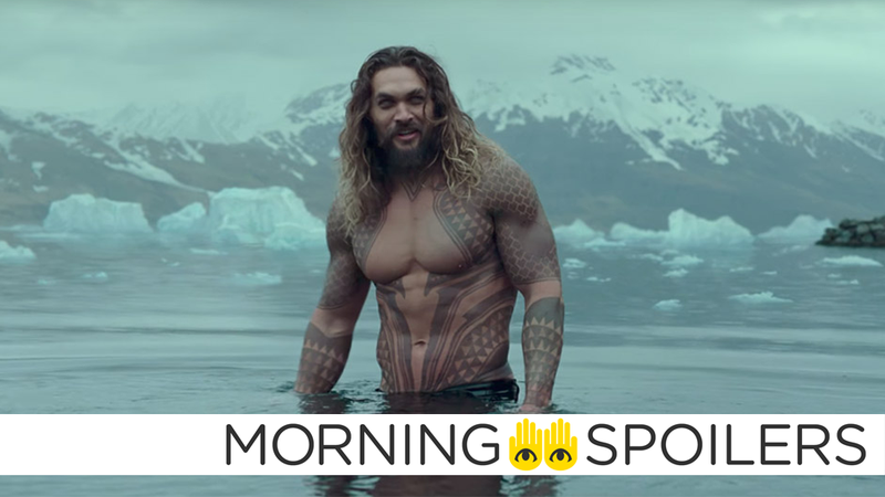 Illustration for article titled Dolph Lundgren Reveals One of Aquaman's Big Departures From the Comics