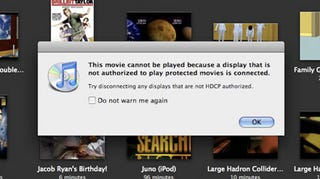 Illustration for article titled HDCP Restrictions Rolled Back on New MacBooks