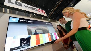 Illustration for article titled LG Will Power 70 Percent of Its New Smart TVs With WebOS