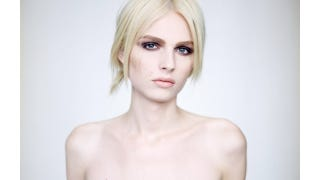 Illustration for article titled Andrej Pejic Doesn't Think Of Himself As A Man Or A Woman