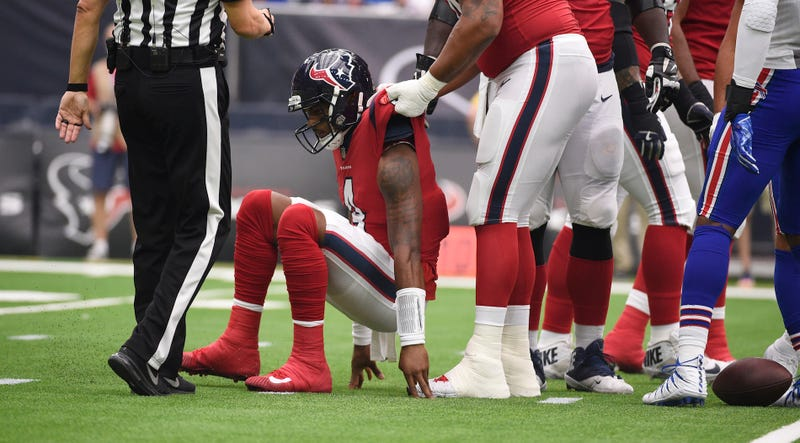 Illustration for article titled The Texans' Red-Zone Offense Is Enough Of A Reason To Fire Bill O'Brien