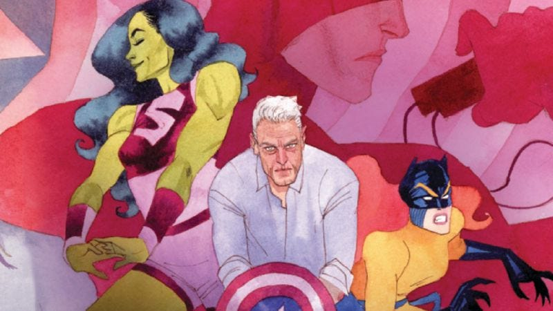 Illustration for article titled Why Marvel needs to save She-Hulk from cancellation
