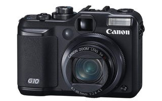Illustration for article titled Canon PowerShot G10 14.7MP Flagship Camera Goes Wide-Angle