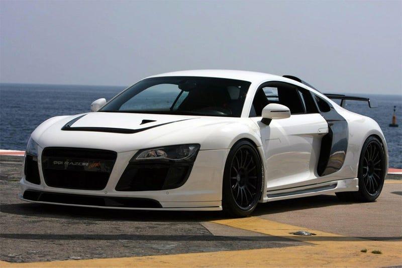 Illustration for article titled PPI Razor GTR: Like An Audi R8 On Speed
