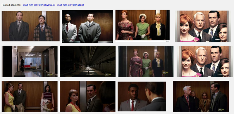 Illustration for article titled Please, Television Writers: Stop Making Romantic Things Happen in Elevators